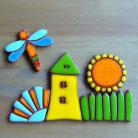 Ceramika i szkło kolorowe,energetyczne,wesołe,bajkowe