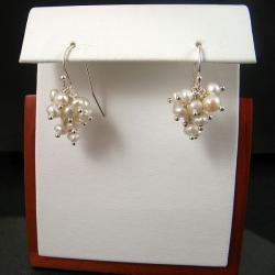 subtelne,delikatne - Kolczyki - Biżuteria