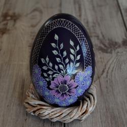 pisanka batikowa ręcznie malowana - Inne - Wyposażenie wnętrz