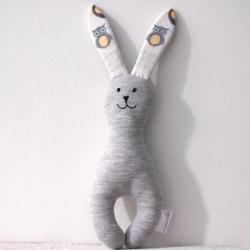 królik maskotka,zabawka,przytulanka - Zabawki - Akcesoria