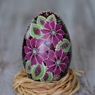 Inne pisanka,batik,dekoracja na stół,Wielkanoc