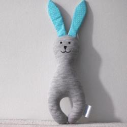 królik,maskotka,przytulanka - Zabawki - Akcesoria