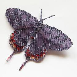 misterna,broszka,motyl,nocny,subtelna,kobieca,ćma - Broszki - Biżuteria