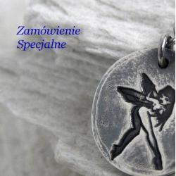 srebro,wisior,męski,prezent,rzemień,orzeł - Dla mężczyzn - Biżuteria