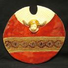 Ceramika i szkło aniołek,ceramika,prezent,dekoracja