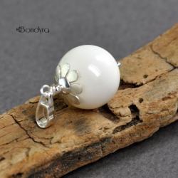 wisior,zawieszka,perła - Wisiory - Biżuteria