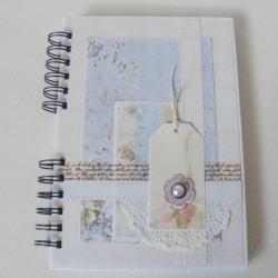 notatnik,pamiętnik,zapiski,upominek - Notesy - Akcesoria