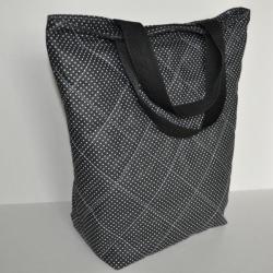 torba pikowana,na zakupy - Na ramię - Torebki