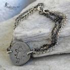 Bransoletki bransoleta,anioł,miłość,prezent