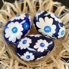 Inne pisanki,w kolorze niebieskim,Wielkanoc