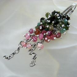 grona,efektowne - Kolczyki - Biżuteria